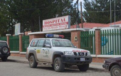 Rødstrupe sender munnbind til sykehus i Bolivia