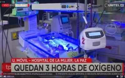 Haster: kritisk situasjon setter nyfødtes liv i fare