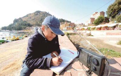 Utdanningen flyttes fra klasserom til radio og TV
