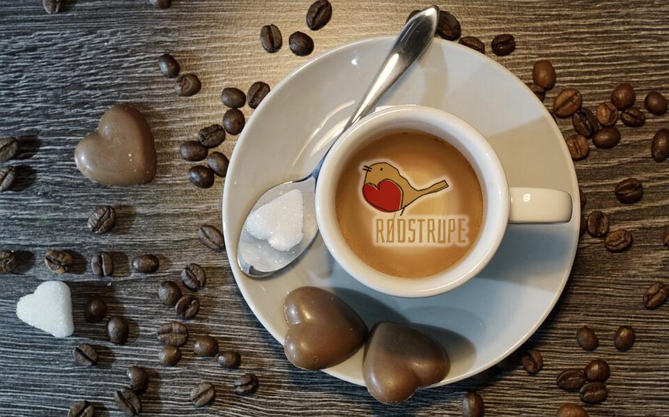 Rødstrupes Kaffekampanje