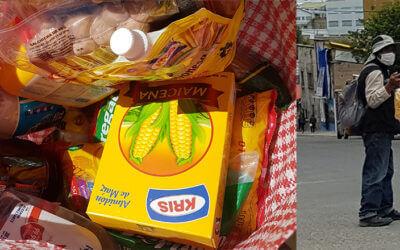 Flere matposer til de som trenger det