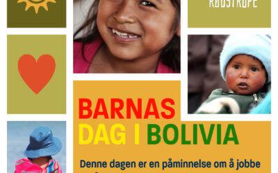 Barnas Dag i Bolivia – 12. april